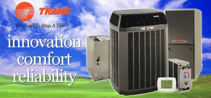 Trane Air Conditioner Contractors Collin County Plano TX