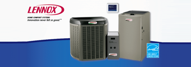 Lennox Heating and Cooling Contractors Collin County Plano TX