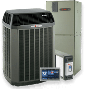 Trane Heating Contractors Plano Texas