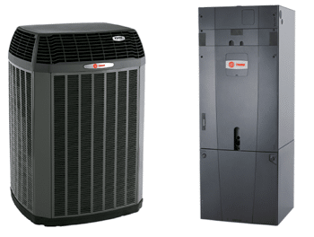 Trane AC Installers Collin County Plano Texas