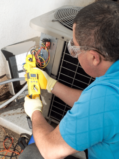 Air Conditioner Repair in Plano Texas Collin County