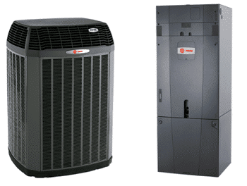 Trane Heating Installers Collin County Plano Texas