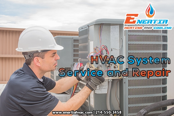 air conditioning and heating in Plano, TX