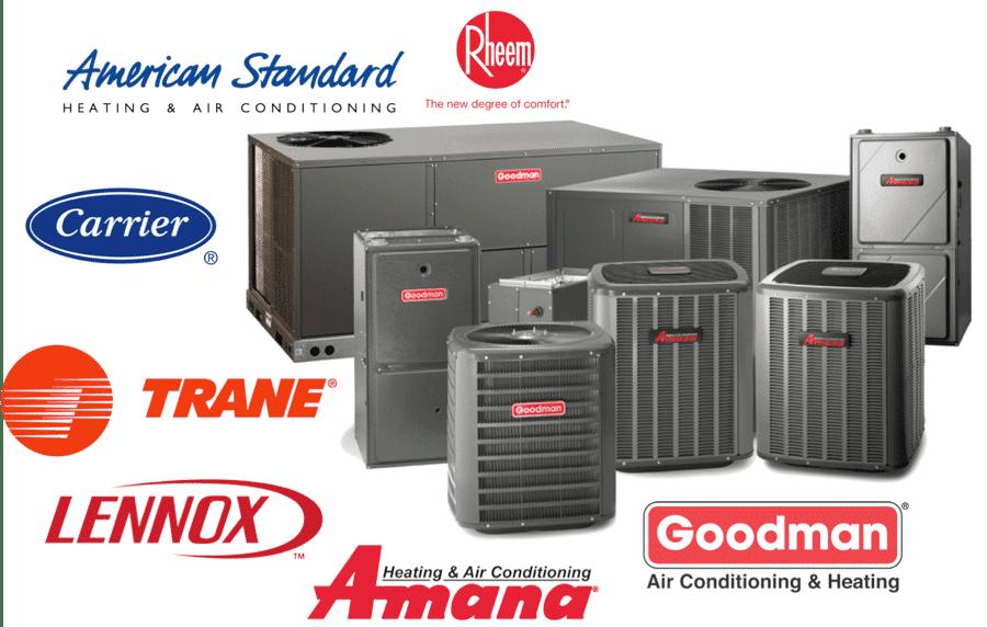Commercial HVAC Repair Brands