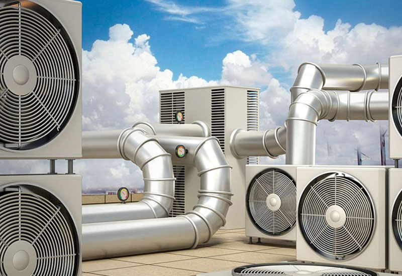 Image result for commercial air conditioning installation