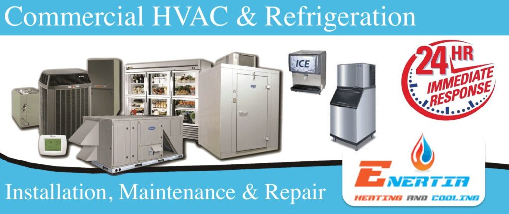 Commercial HVAC and Refrigeration Arlington