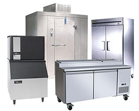 commercial refrigeration repairs Dallas, TX