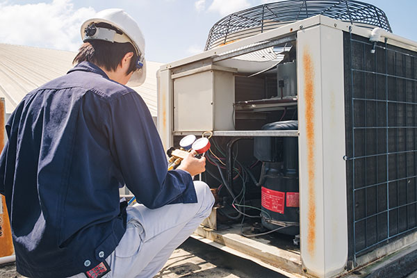 Schedule Annual Commercial HVAC Services Dallas Tx Benefits
