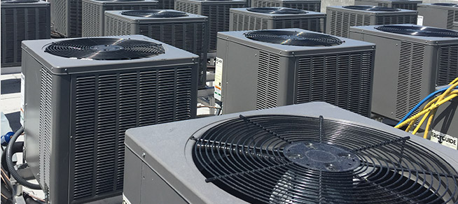 Commercial HVAC Installation Plano TX Collin County