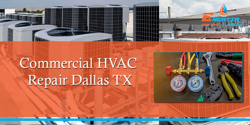 Implementation of Technology for Commercial HVAC Repair Purposes