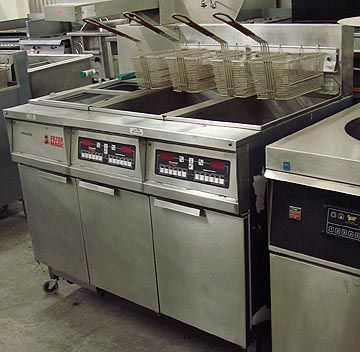 Commercial Fryer Plano Texas