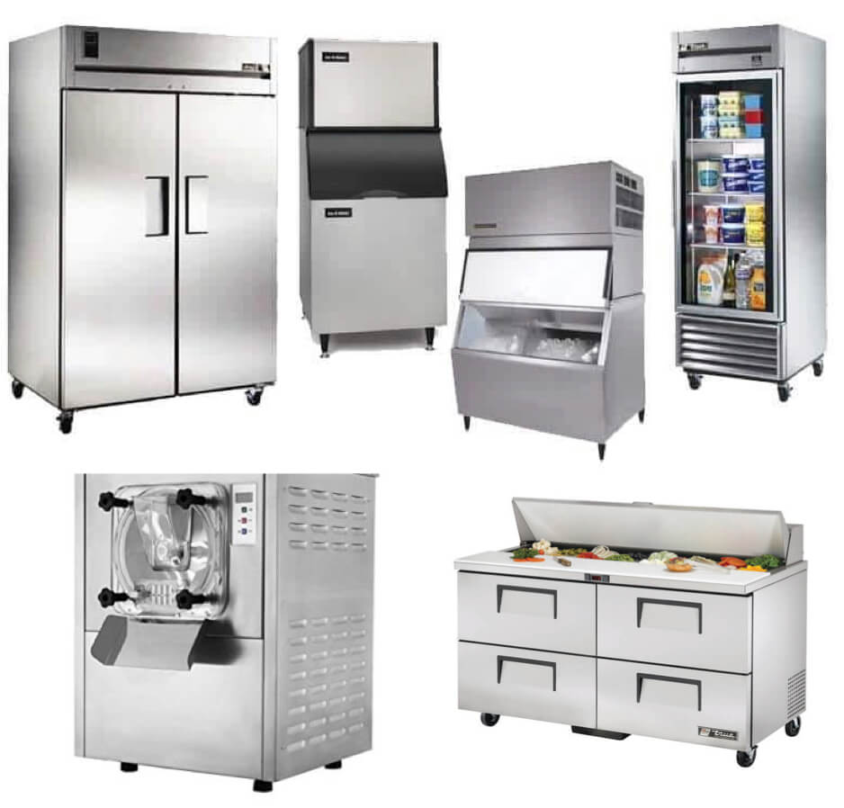 Commercial Refrigeration Contractors DFW Plano Dallas Fort Worth TX