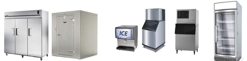 Commercial Refrigeration Contractors Plano Dallas Fort Worth TX