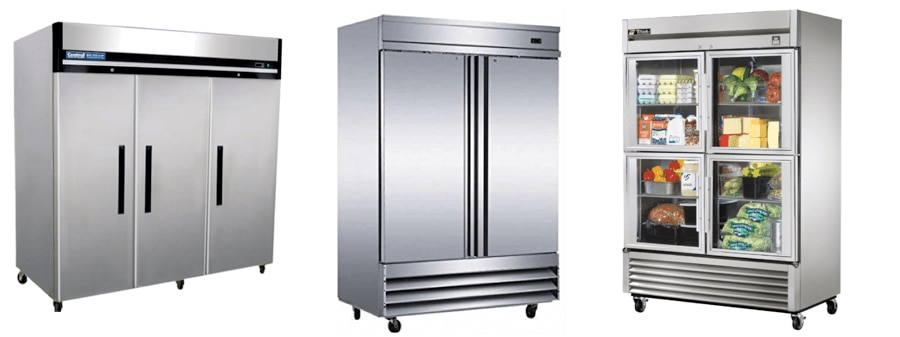 Commercial Refrigerators Plano Dallas Fort Worth TX