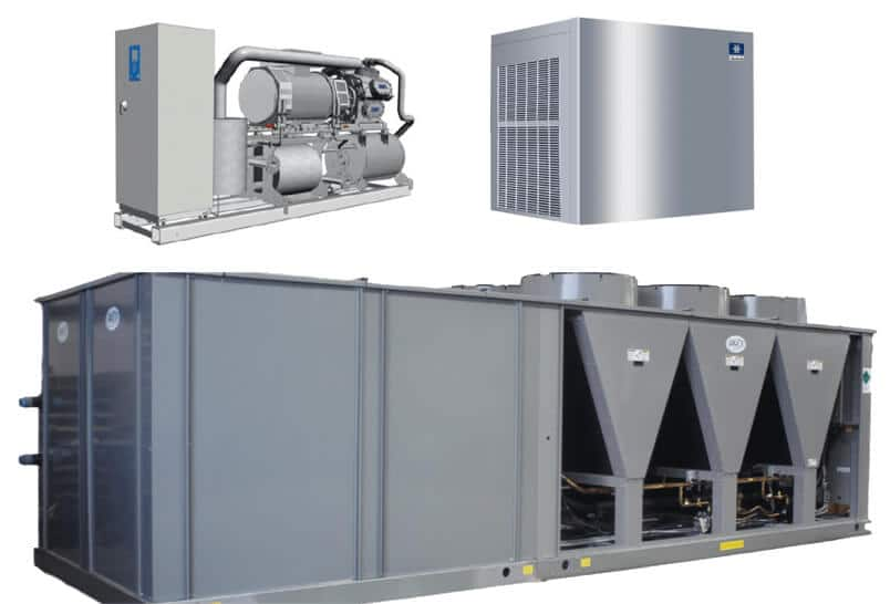 Industrial Refrigeration Service Dallas Fort Worth Plano TX
