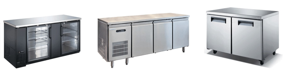 Undercounter Refrigerator Freezers Plano Dallas Fort Worth