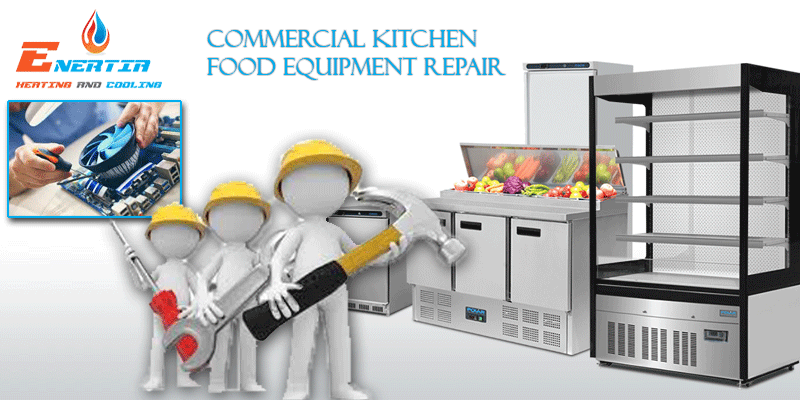 Top 5 Reasons for Failure of Commercial Kitchen Appliances