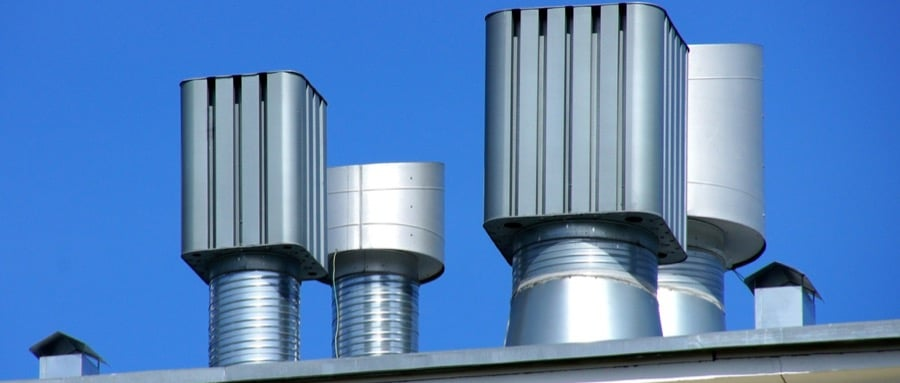 Industrial Ventilation Installation Contractors DFW