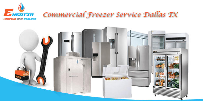 Going to Hire a Commercial Freezer Service in Dallas, TX? Here is Your Complete Expert Guide