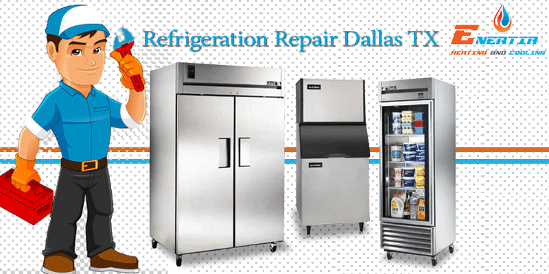 Why Having The Contact of a Refrigeration Repair Service in Dallas, TX Could Be a Business-Saver?