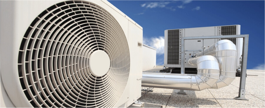 Industrial AC Repair Contractors Plano Dallas Fort Worth TX