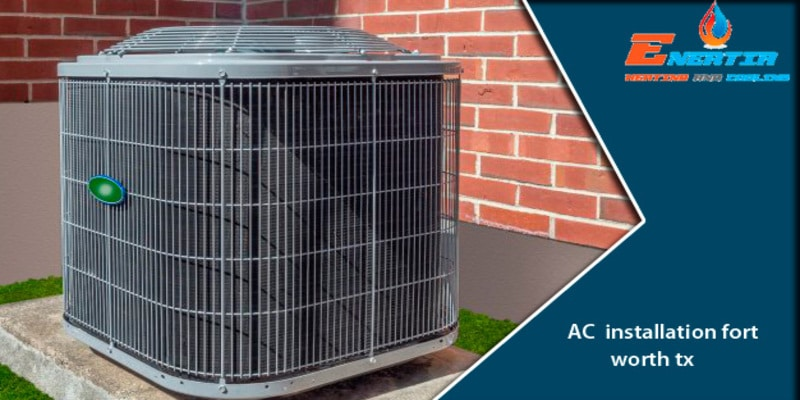It's Time for Installation of a New Air Conditioning System